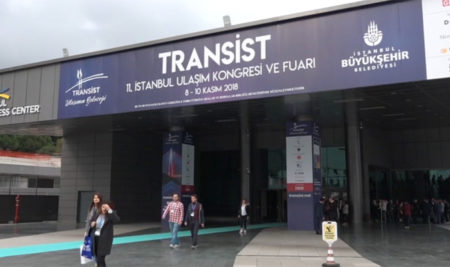 TRANSIST 2018 in Istanbul